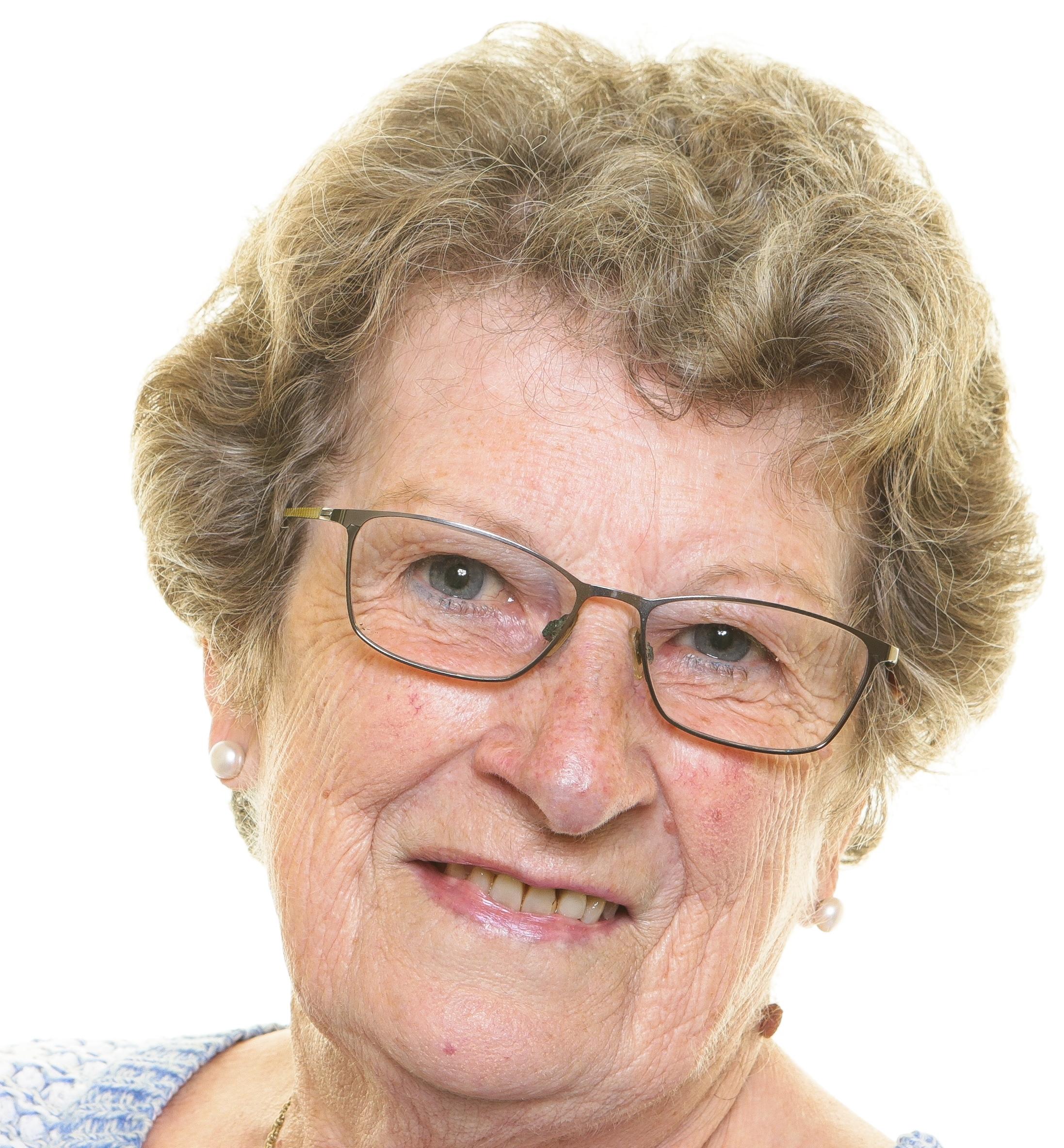 Beryl Prentice, North Ward: Independent