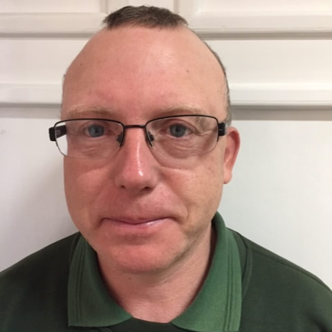 Steve Eyre: Grounds Maintenance